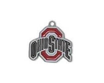 Ohio State Buckeyes Charms
