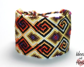 "Friendship bracelet ""Havanna"""