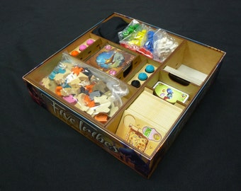 Five Tribes - The Djinns of Naqala Box Organizer Insert