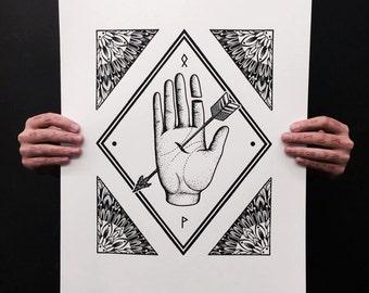 Hand X Harrow