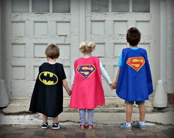 Superhero Cape, Supergirl/Batman Girl