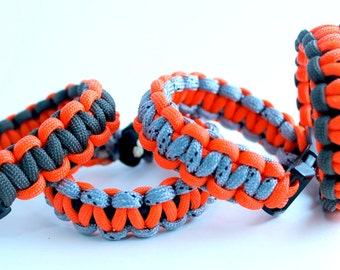 Paracord Bracelet Custom Cobra weave