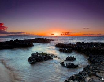 Kamaole Beach, Maui, Hawaii