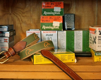 Ducks Unlimited Cotton Webbing Belt