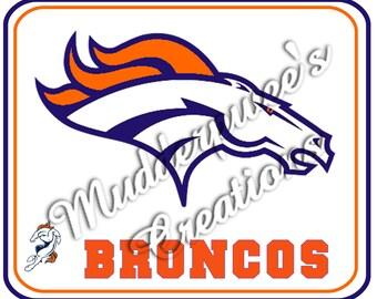 Denver Broncos Mouse Pad