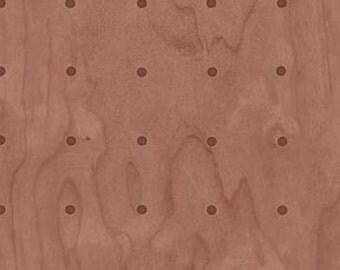 Fixit - Pegboard in Rosewood Fabric