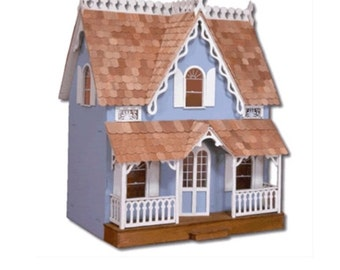 Popular Items For Dollhouse Cottage On Etsy