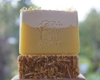 Lemongrass & Calendula with Honey