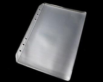 A5 filofax or similar envelope bag for the planner