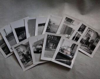 Vintage Photos Lot 1