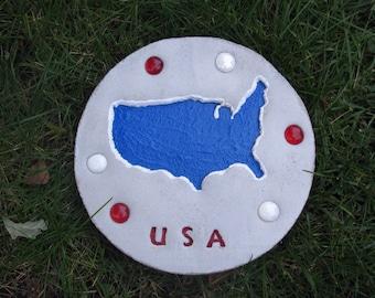 USA stepping stone