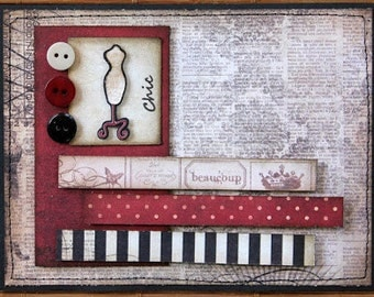 Handmade Chic Card
