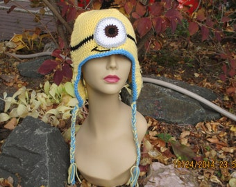 Minion Hat with ears