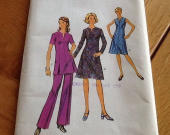Vintage style pattern no 3397