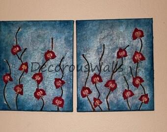 Decorative Orchids Art