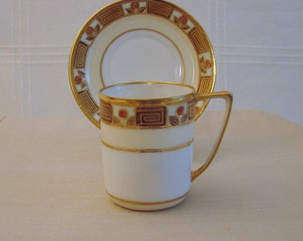 Nippon Cup and Saucer