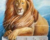 Lion of Judah Fine Art Print