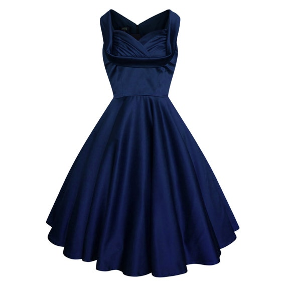 Christmas dress vintage wedding dress rockabilly clothing pin up dress