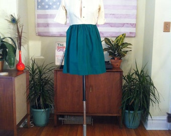 Vintage 50s School Girl Dress