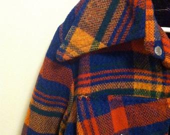 child's small wool jacket