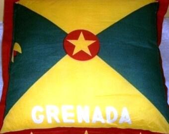 Grenada Pillow