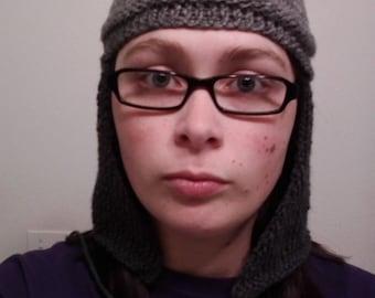Knitted Helmet
