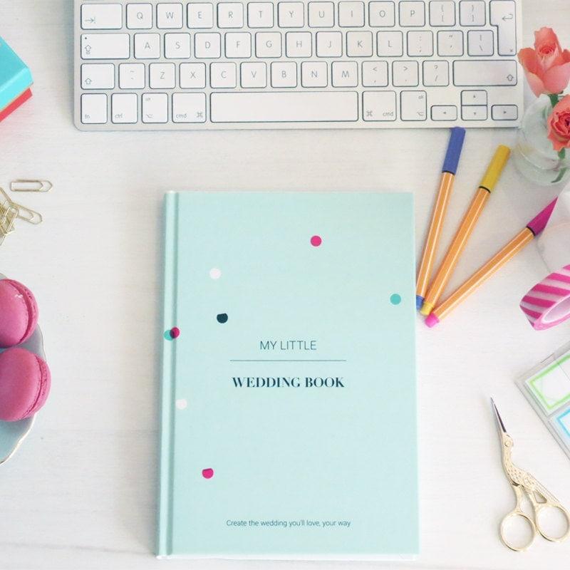 Wedding Planning Organizer: Wedding Planner Guide Journal & Notebook