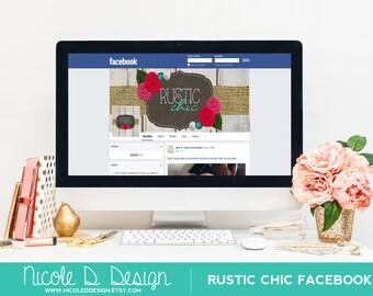 Rustic Chic - Custom Cover Graphic