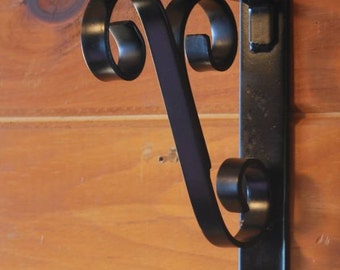 Ornamental Wrought Iron Plant Hanger