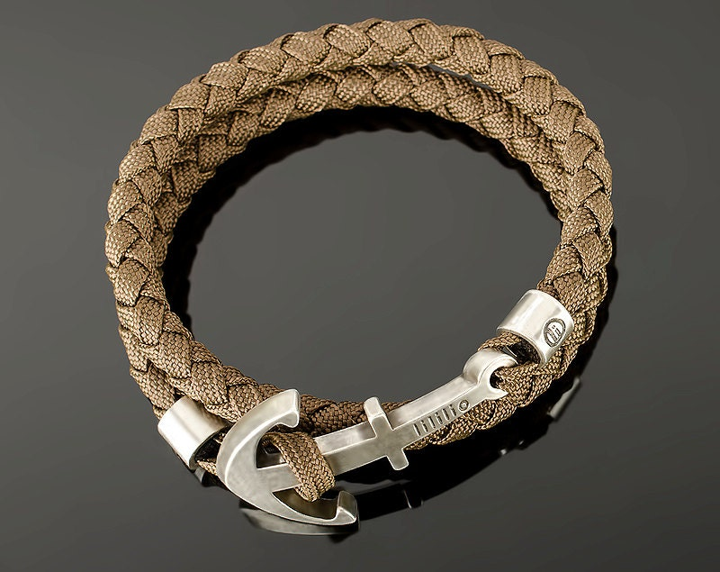 anchor bracelet mens anchor bracelet with by