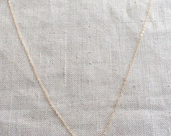 Single Pearl Necklace - Pearl Necklace - Fresh Water Pearl Necklace - Single Pearl Necklace Gold - Tiny Pearl Necklace -Small Pearl Necklace