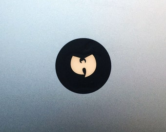 Wutang Macbook Decal / Wu Macbook Pro Sticker