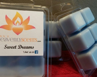 Sweet Dreams  Scented Wax Melt/ Tarts/ Hand Poured