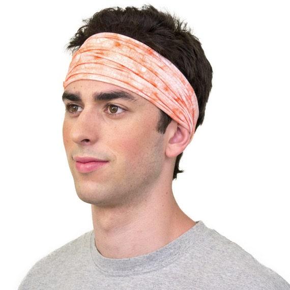 Enso Batik Coral Headband For Men Top Selling Men S