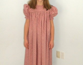 Custom Made Girl's Carrie Dress