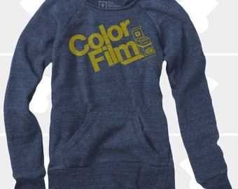 Color Film - Women's Slouchy Sweatshirt