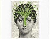 greeniebeanie, Cavalieri print