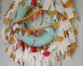Colourful Wreath for Childrens Room