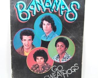 Bananas Magazine - Welcome Back Kotter - 1976 - Teen Magazine - John Sebastian - Muhammad Ali - Carol Burnett - Loretta Lynn