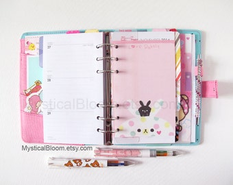 Revered image within cute planner refills