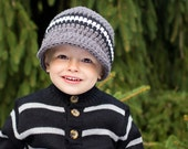 Toddler Boy Hat 2T to 4T Elephant Gray Toddler Hat Black White Toddler Boy Clothes Toddler Boy Cap Toddler Cap Trendy Winter Hat Fall Cap
