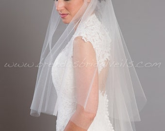 Cap Veil, Great Gatsby Veil, Juliet Cap Veil, Bridal Veil, 1920s Wedding Veil - Anna-Kate