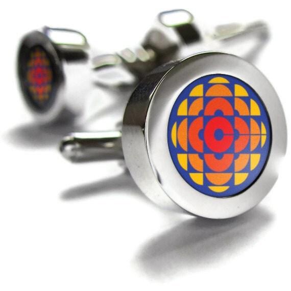 Cbc r tro des ann es 70 boutons de manchette cadeaux pour - Mettre bouton de manchette ...
