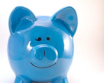 Watermelon Piggy Bank Personalized Ceramic Piggy Bank