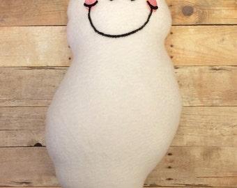 Cute Halloween Plush Ghost Stuffed Toy