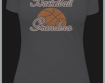 Basketball Mom/Grandma T-shirt