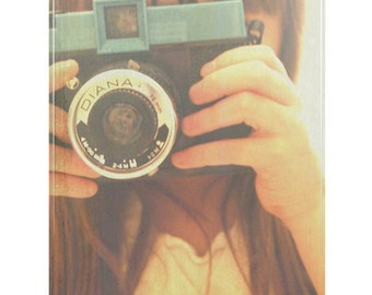 iPhone 6s Case Vintage Portrait Camera Diana Little Girl Photographer Samsung Galaxy Case iPhone 6s Plus