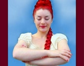 Special request for Karen Roberson 2 long Braid Hair Extensions SCA tribal fusion belly dance