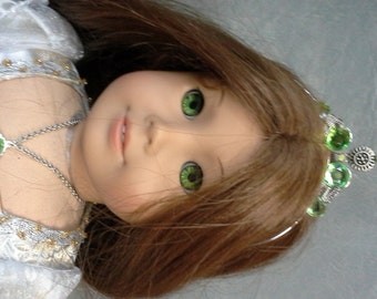 "Tiara for 18"" Doll"