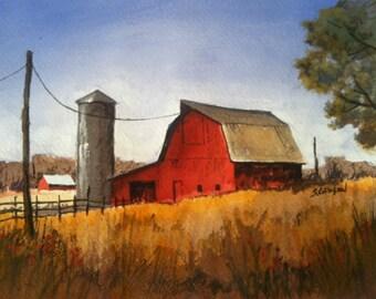Barn, Phillip Cantor Farm